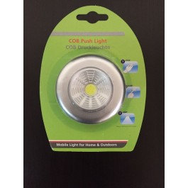 LAMPARA INALAMBRICA COB LED A PILAS
