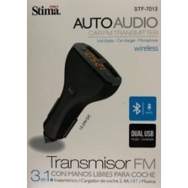 AUTO AUDIO STF-7013 3en1