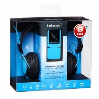 MP3 + Cascos , Video Player 8 Gb