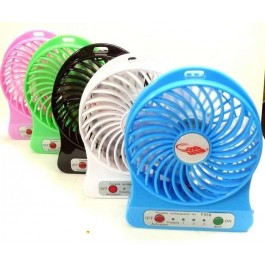 Ventilador Portatil Recargable