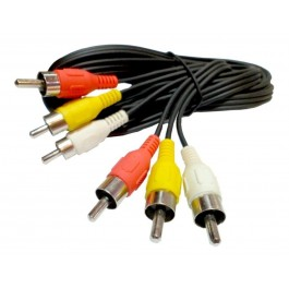 CABLE 3 RCA A 3 RCA 1.5 M